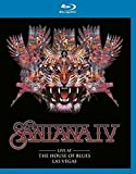 Santana IV - Live at The House of Blues Las Vegas [Blu-ray]