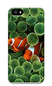 Case For Sam Sung Galaxy S5 Cover Nature fishes 3D Custom Case For Sam Sung Galaxy S5 Cover Cover