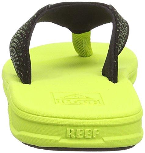 Flip Reef Flop Rover Grom Green Vert Garçon HHSgq