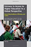 Fairness in Access to Higher Education in a Global Perspective, , 946209229X