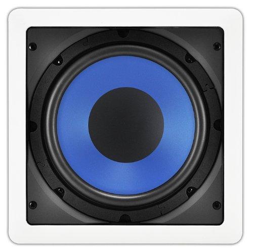 OSD Audio IWS8 Passive 8-inch In-Wall 150-Watt Subwoofer Speaker [並行輸入品]   B077JMGYDM