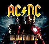 Iron Man 2 (CD/DVD) by AC/DC (2010) Audio CD