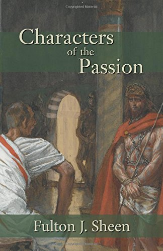 Characters of the Passion pdf epub