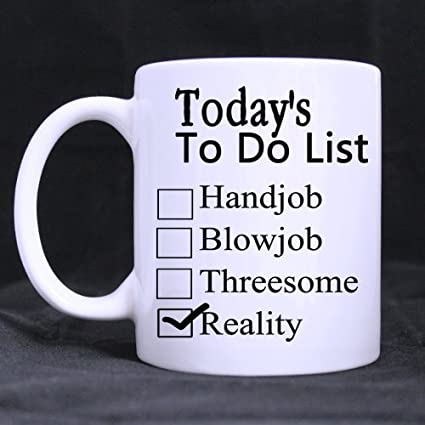 Amazon.com: Employees Gifts Humor Quotes today\'s to do list ...