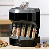 Motorized Coin Sorter - Battery Operated with Overflow for Residual Coins