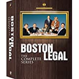 Boston Legal Complete Collection Season 1 - 5