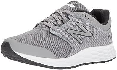 New Balance Men's 1165v1 Fresh Foam Walking Shoe, Grey/Black, 7.5 2E US