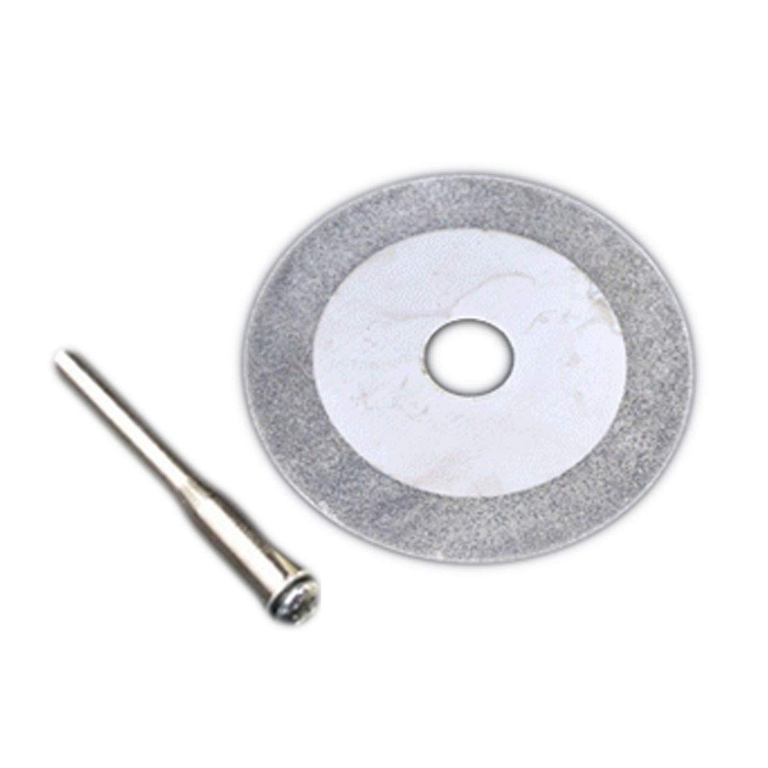 tama/ño : 1pc 60mm 60mm 1pc Diamante Disco de Corte for el Mini Taladro Dremel Herramientas Disco Acero rotativo Circular Herramienta de Sierra de Diamante abrasivo Hoja de Sierra F-MINGNIAN-TOOL