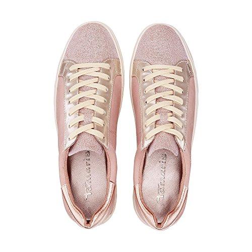 Basses Rouge Femme Sneakers 23731 Tamaris AFqZw6PF