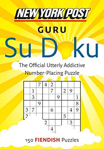 new york post fiendish sudoku - 4