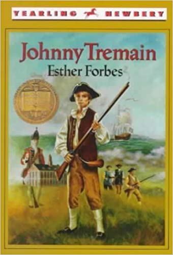 Johnny Tremain: Amazon.com: Books