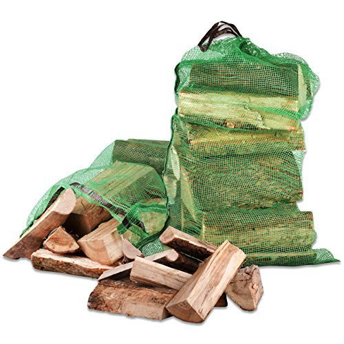 25KG of Tigerbox® High Quality Kiln Dried Ash Wooden Logs. Excellent Coal Alternative Fuel for Hotter Burning Fires. Maximum Moisture 20% & 100% Sustainable. Shop4accessories