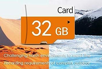Festnight Tarjeta de Memoria TF Tarjeta Micro SD Tarjeta TF Gran Capacidad Class10 Flash Rápido de la Velocidad de Tarjeta de TF Almacenamiento de ...