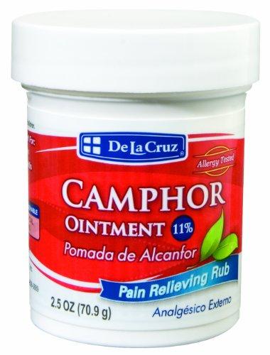 U/S/H/Camphor Pomade Size 2.5z U/S/H/Camphor Pomade (Arnica Pomade)