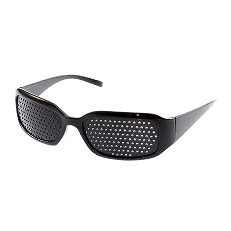 Fansport Occhiali per La Correzione Della Vista Occhiali Protettivi per Vista La Piccola Visione Del Foro Migliora Gli Occhiali SijuOxWbo0