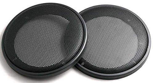 Grill Black Auto Car (Pair Universal 5-1/4