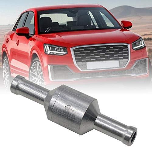 Sharplace Clapet Anti-retour Emp/êche Retour du Carburant dans R/éservoir et Maintient dans Conduite 8mm