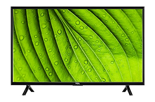TCL 32D100 32-Inch 720p LED TV (2017 Model) (Hd Screen Smart Tv Flat)