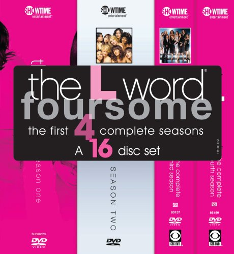 The L Word: Seasons 1-4 by Paramount Home Video