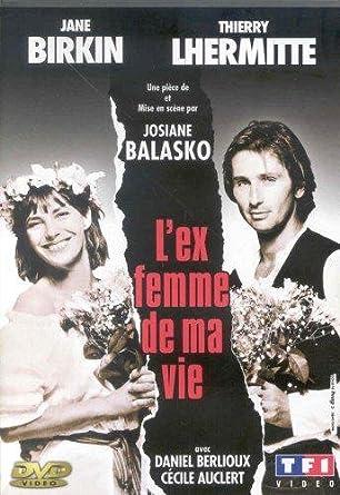 L'Ex-femme de ma vie - Pièce de théâtre 519fhFKfcSL._SY445_
