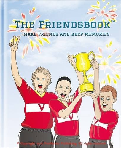 Read Online The Friendsbook: Football PDF
