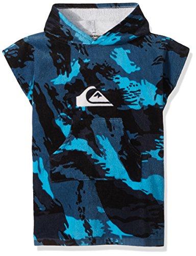 Price comparison product image Quiksilver Boys' Little Hoody Towel Kids,  Navy Blazer,  1SZ