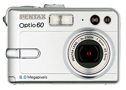 PENTAX OPTIO 60 DRIVER FOR WINDOWS DOWNLOAD