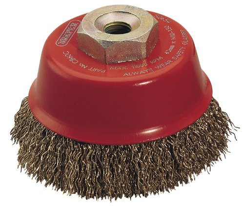 Draper 52634 Expert 60Mm X M10 Crimped Wire Cup Brush