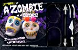 Lily Vanilli in A Zombie Ate My Cupcake Kit: 25 Deliciously Weird Cupcake Recipes With Tombstone and Skull Cookie Cutters and 6 Sculpting Tools