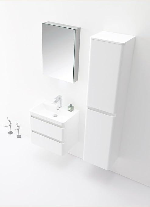Interougehome Armoire Miroir Salle De Bain Avec Systeme D
