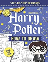 How To Draw Harry Potter: Harry Potter Drawing