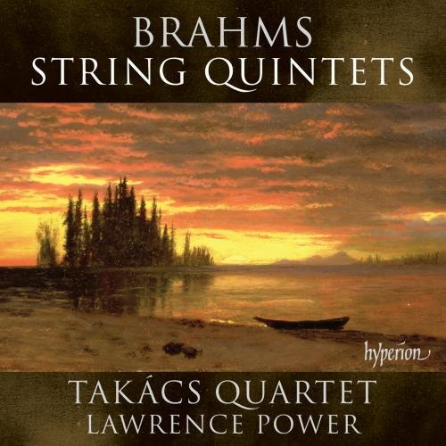 Brahms: String Quintets Nos.1 & 2