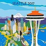 Seattle Wall Calendar
