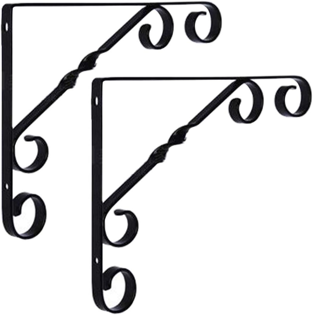 LYHD Support escuadras para estanterias Estante de triángulo de ...
