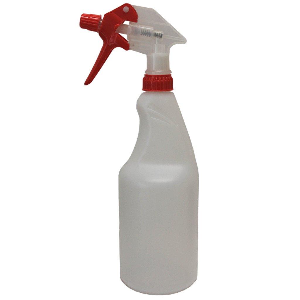 All Trade Direct 3 X Heavy Duty 750Ml Adjustable Empty Trigger Sprayer Plastic Spray Bottle