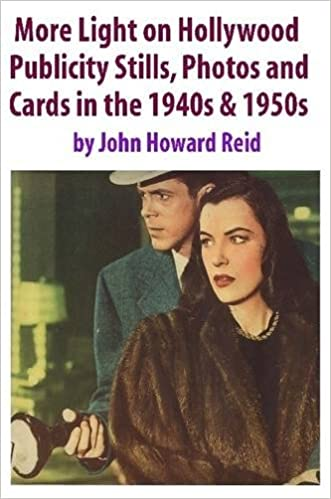 More Light on Hollywood Publicity Stills, Photos and Cards