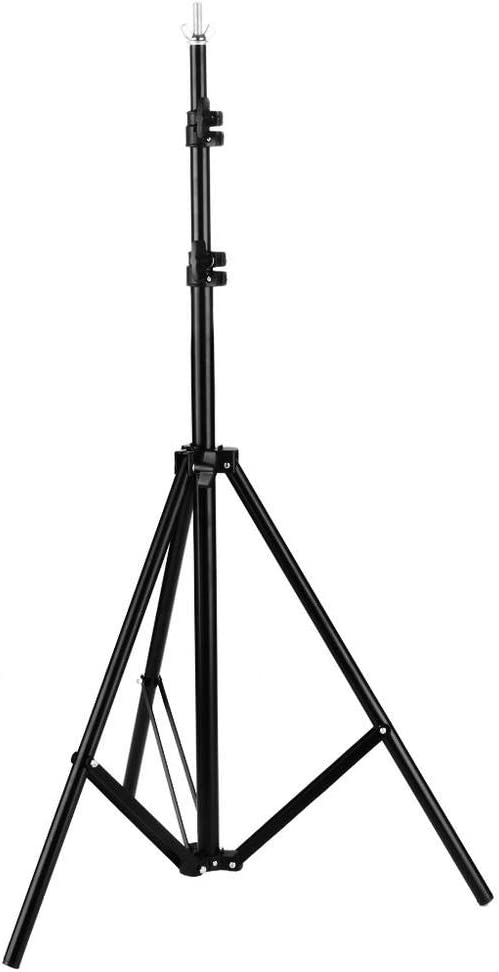 Photo Video Studio Adjustable Background Stand Backdrop Support System Kit with Tall Backdrop Stand Background Support System Kit with Clamp and Carry Case