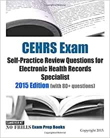 Certified Electronic Health Records Specialist Ed2go