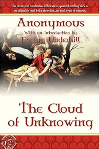 The cloud of unknowing anonymous evelyn underhill 9781600391095 the cloud of unknowing anonymous evelyn underhill 9781600391095 amazon books fandeluxe Gallery