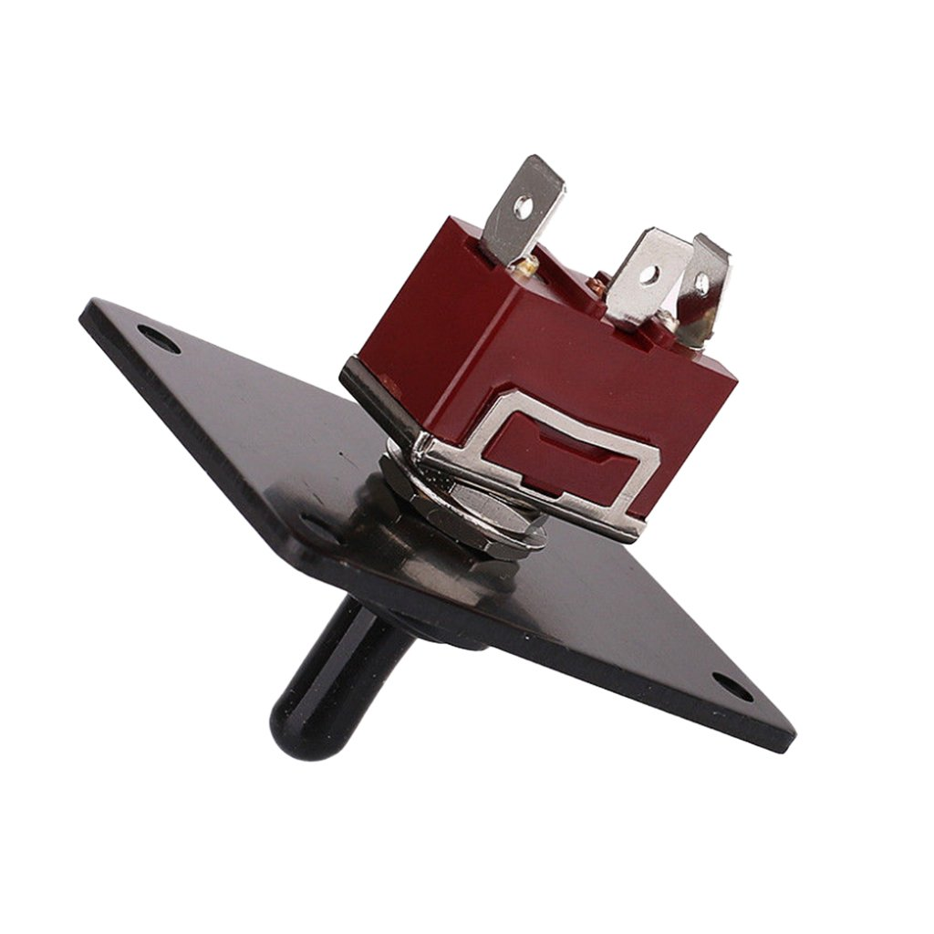 gazechimp 3 Position Toggle Switch Momentary 3-Pin Up Down Panel On-Off-On Switches 12V SPDT for Marine Boat