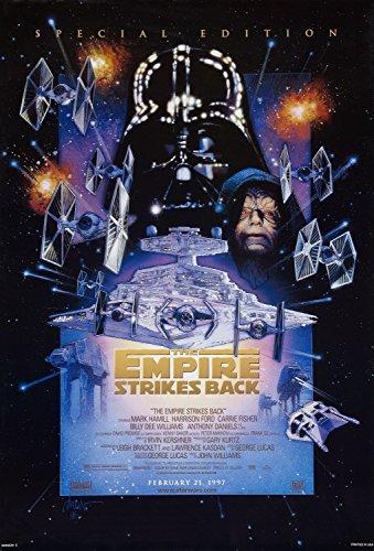 - Star Wars: Episode V - The Empire Strikes Back (1980) Movie Poster 24