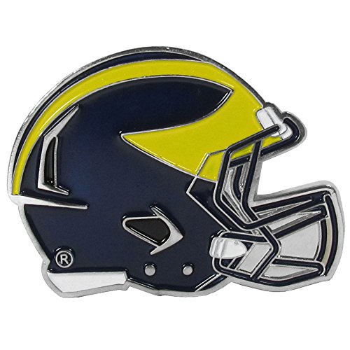 (NCAA Michigan Wolverines Large Helmet Ball Marker)