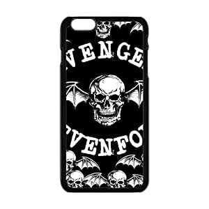 DAZHAHUI Avenged sevenfold Cell Phone Case for Iphone 6 Plus