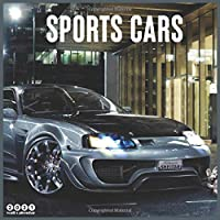Image for Sports Cars 2021 Wall Calendar: Official Luxury Sports Calendar 2021, 18 Months