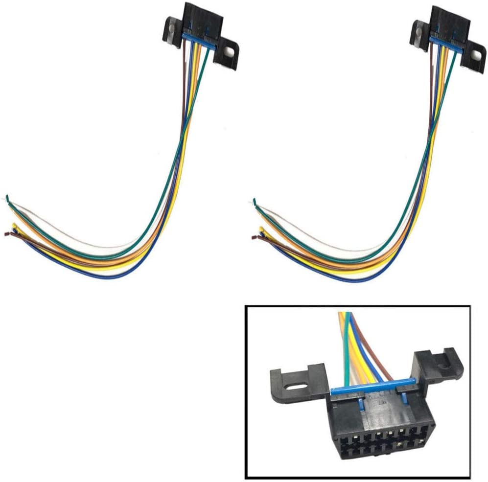 40X OBDII OBD40 J19640 Wiring Harness Connector Pigtail CAN BUS Class 40 GM  Corvette