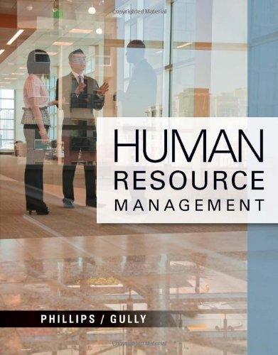 Human Resource Management (Explore Our New Management 1st Editions)