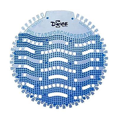 Urinal Screen Deodorizer (10 Pack) are a Splash Guard with Odor Neutralizer
