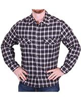 Field & Stream Men's Button-Down Plaid Flannel Shirt