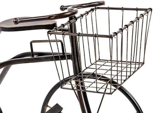Indhouse - Bicicleta macetero decorativa para jardín: Amazon.es: Hogar