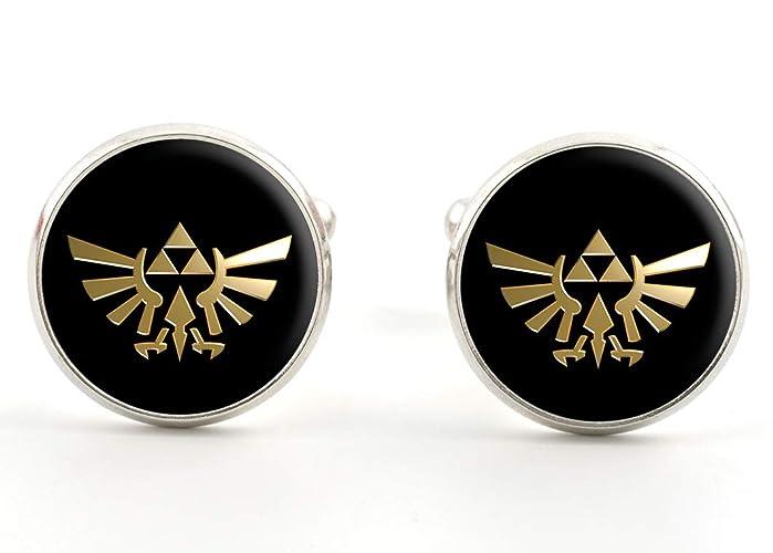 Zelda Cufflinks Video Game Jewelry Cufflinks